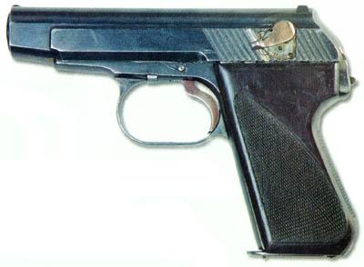 Советские пистолеты под патрон Браунинг-7,65 124_04