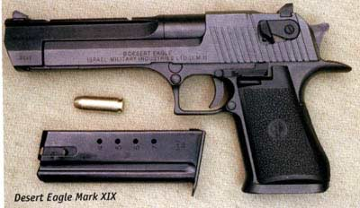 Пистолет Desert Eagle Mark XIX
