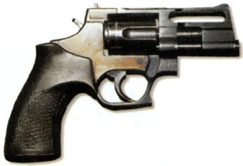 Револьвер носорог аек 906
