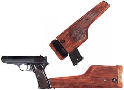 Об оружии - Автоматический пистолет Калашникова (АПК) Дрель Вектор