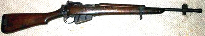 SMLE No.5 Jungle Carbine