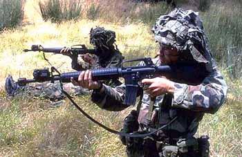 Автоматическая винтовка М16А2 (