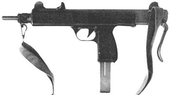 Пистолет-пулемет Steyr MPi81 (Австрия)