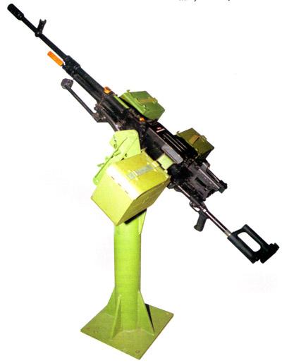 12 7-мм пулеметом корд: